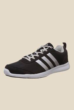 f72dcfc636f0 Adidas Alcor Syn 1.0 M Black   Silver Running Shoes