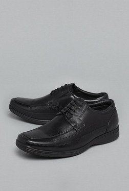David Jones by Westside Black Lace Up Shoes