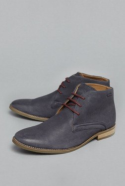 David Jones by Westside Navy Desert Boots