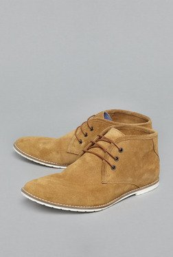 David Jones by Westside Tan Desert Boots