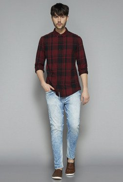 Nuon by Westside Blue Rodeo Slim Fit Jeans