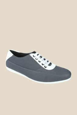 Series Grey & White Casual Shoes