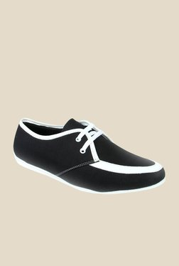 Series Black & White Casual Shoes