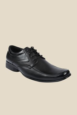 Series Black Derby Shoes