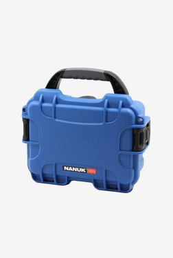 Nanuk 903-1008 Hard Protective Case with Foam (Blue)