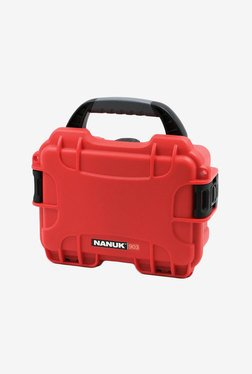 Nanuk 903-1009 Hard Protective Case with Foam (Red)