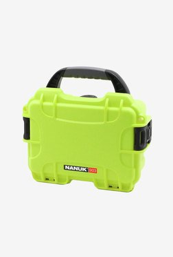 Nanuk 903-1002 Hard Protective Case with Foam (Lime)