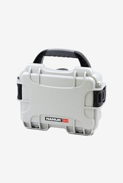 Nanuk 903-1005 Hard Protective Case with Foam (Silver)