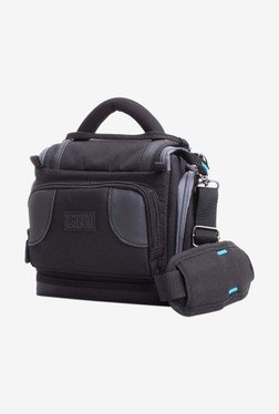 USA Gear Deluxe Digital SLR Camera Case Bag (Black)