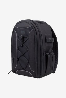 USA Gear S16 SLR Camera and Accessories Backpack (Black)