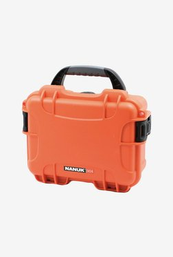 Nanuk 904-1003 Hard Protective Case with Foam (Orange)