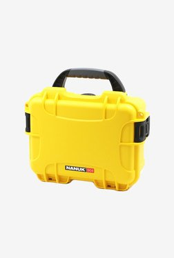 Nanuk 904-1004 Hard Protective Case with Foam (Yellow)
