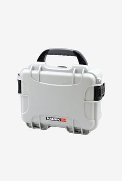 Nanuk 904-1005 Hard Protective Case with Foam (Silver)