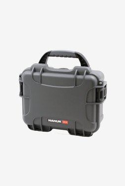 Nanuk 904-1007 Hard Protective Case with Foam (Graphite)