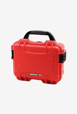 Nanuk 904-1009 Hard Protective Case with Foam (Red)