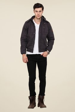 Duke Stardust Navy Solid Jacket