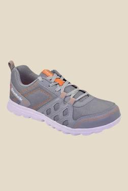 Reebok Zpump Fusion 2.0 Grey Running Shoes for women - Get stylish ... f01bcdf1b