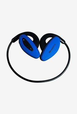 Amkette 698BL In the Ear Bluetooth Headphones (Blue) TATA CLiQ Rs. 1899.00