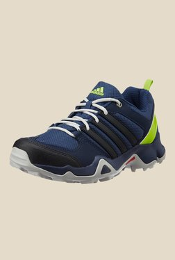 Adidas Storm Raiser 2 Navy & White Training Shoes