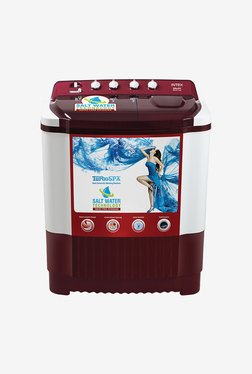 Intex WMS76FT 7.6 kg Top Load Washing Machine (Maroon)