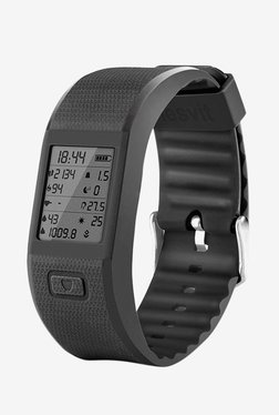 Hesvit S3 Fitness And Activity Tracker Smart Watch (Black)
