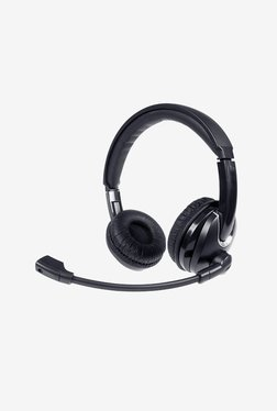 iBall UpBeat D3 On the Ear Headphone (Black)