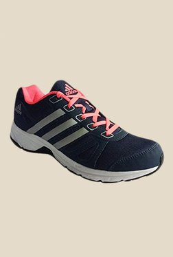 Adidas Adi Primo 1.0 Navy & Pink Running Shoes