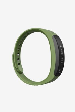 Intex Fitrist Fitness Band (Military Green)