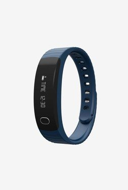 Intex Fitrist Bluetooth Smart Band (Royal Blue)