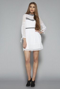 Nuon by Westside White Milana Dress