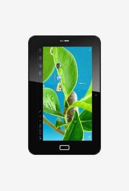 Datawind UbiSlate 7C+ EDGE Dual Sim 4 GB (Black)
