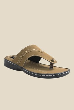 Gisole Prince Tan Casual Sandals