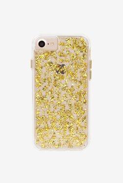 Case-Mate Karat Hard Back Case for iPhone 7 (Gold)