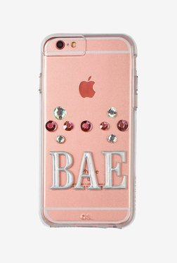 Case-Mate Naked Tough Hard Back Cover for iPhone 6/6S