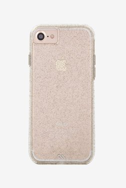 Case-Mate Sheer Glam Back Cover for iPhone 7 (Champagne)