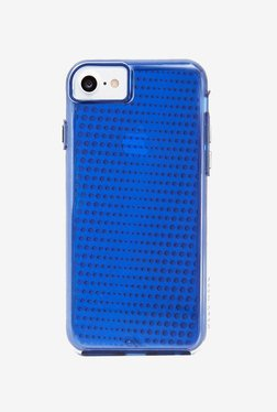 Case-Mate Tough Translucent Back Cover for iPhone 7 (Blue)