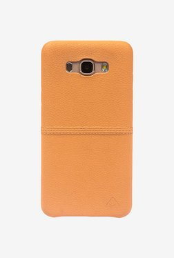 Stuffcool Aristo Leather Hard Back Cover for Galaxy J7 2016