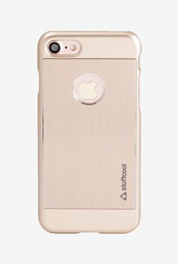 Stuffcool Deco Aluminium Back Cover for iPhone 7 (Gold)