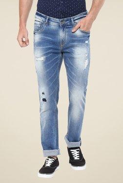 Spykar Blue Skinny-fit Jeans - Mp000000000576330