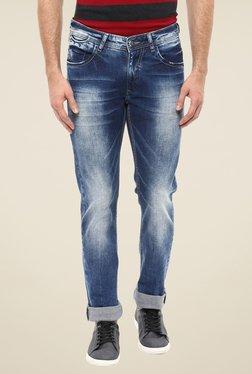 Spykar Blue Skinny-fit Jeans - Mp000000000576522