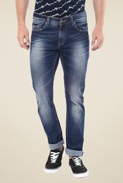 Spykar Blue Skinny-fit Jeans