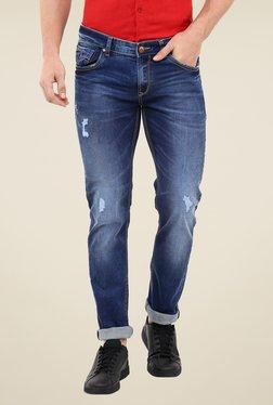 Spykar Blue Skinny-fit Jeans - Mp000000000576281