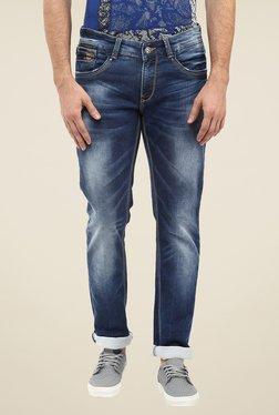 Spykar Blue Skinny-fit Jeans - Mp000000000576976