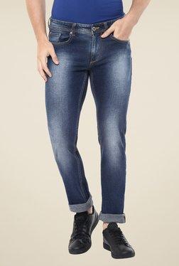Spykar Blue Skinny-fit Jeans - Mp000000000576563