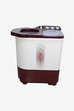Sansui WMSS60AS-CMA 6 Kg Top Load Washing Machine (Maroon)