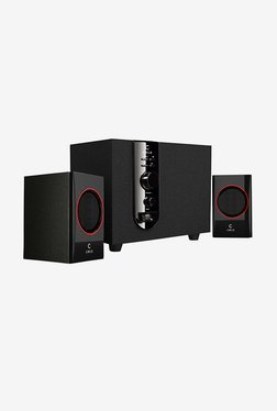 Circle CT 2.1 350RC 2.1 Ch Speaker with USB, SD & FM (Black)