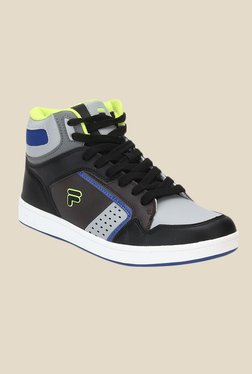 Fila Attavio Black & Light Grey Sneakers