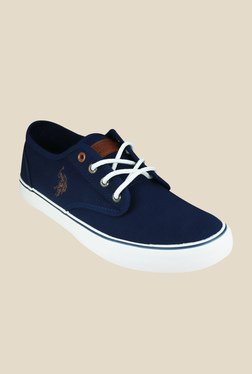 US Polo Assn. Ethan Navy Sneakers