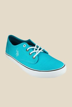 US Polo Assn. Ethan Sky Blue Sneakers