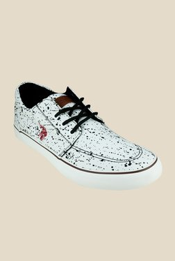 US Polo Assn. Michael White Sneakers